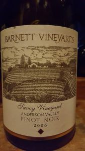 Barnett Savoy PN 06