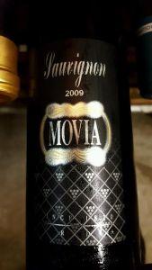 Movia Sauvignon 2009