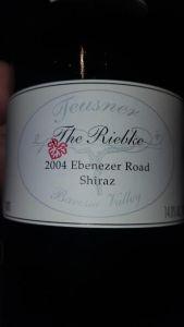 Teusner The Riebke Shiraz